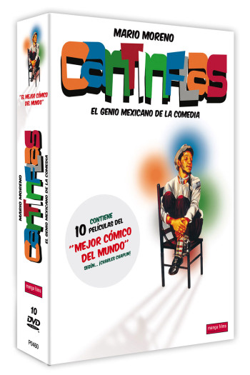 CANTINFLAS-DVD