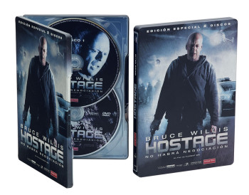 HOSTAGE-DVD